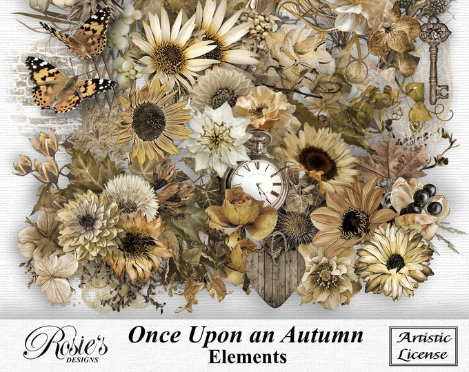 Once Upon An Autumn Elements Artistic License