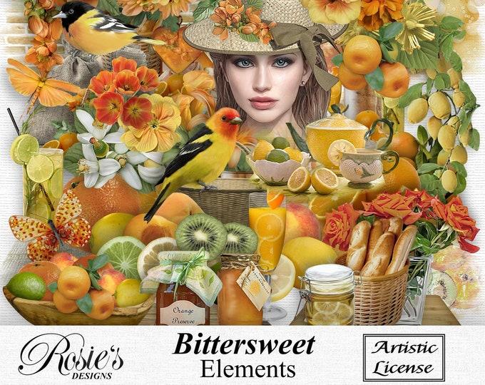 Bitter Sweet Elements Artistic License