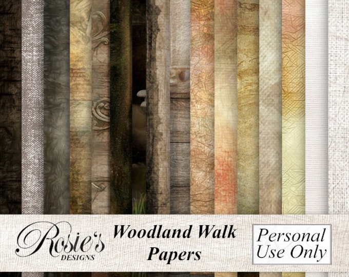 Woodland Walk Papers