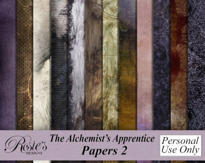 The Alchemist's Apprentice Papers 2 Personal Use