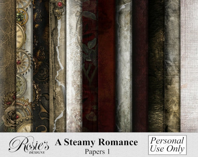 A Steamy Romance Papers 1 Personal Use