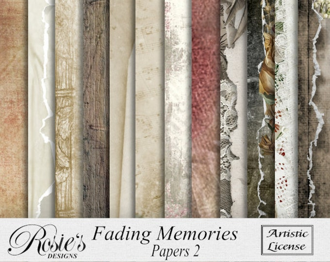 Fading Memories Papers 2 Artistic License