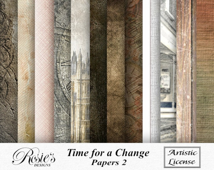 Time For A Change Papers 2 Artistic License