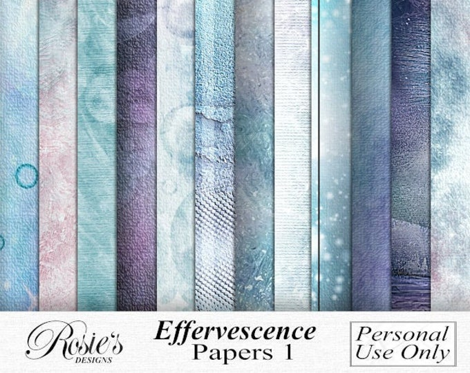 Effervescence Papers 1 Personal Use