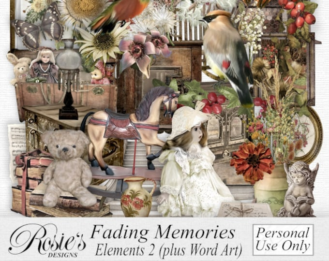 Fading Memories Elements 2