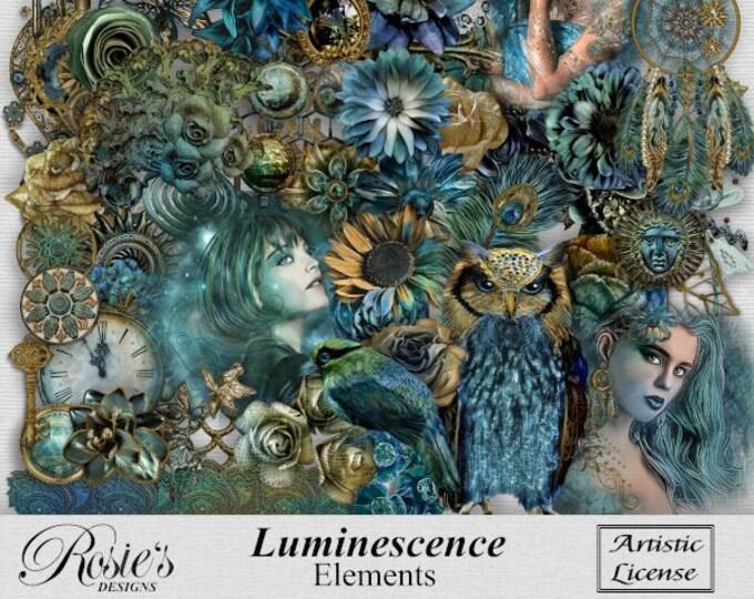Luminescence Elements Artistic License
