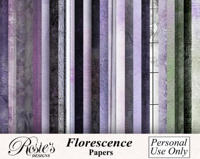 Florescence Papers Personal Use
