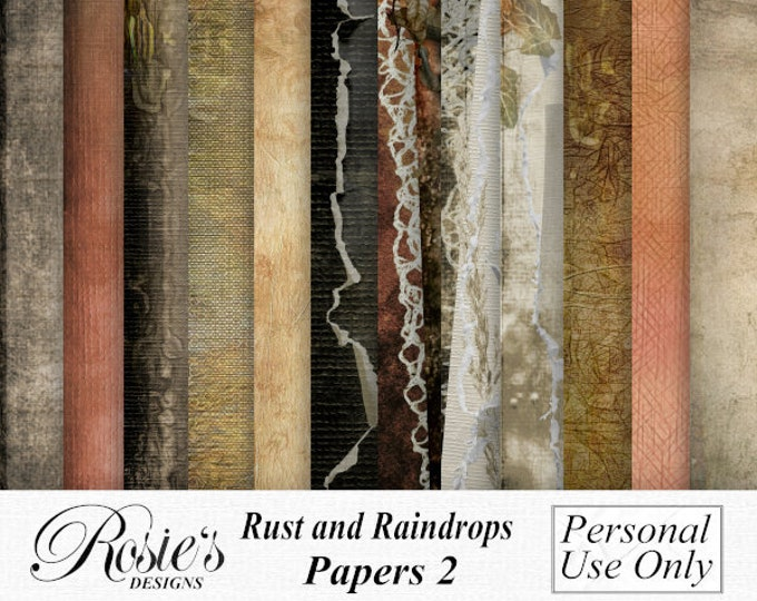 Rust and Raindrops Papers 2