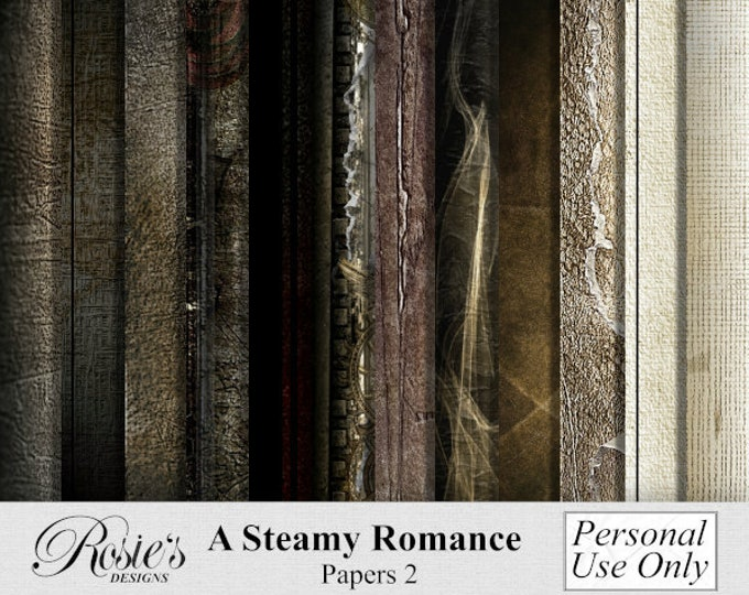 A Steamy Romance Papers 2 Personal Use
