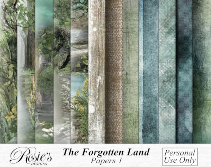 The Forgotten Land Papers 1