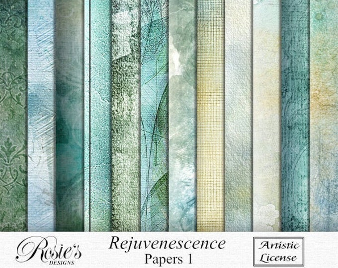 Rejuvinescence Papers 1 Artistic License