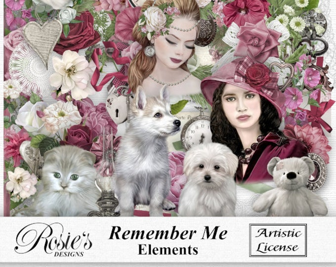 Remember Me Elements Artistic License