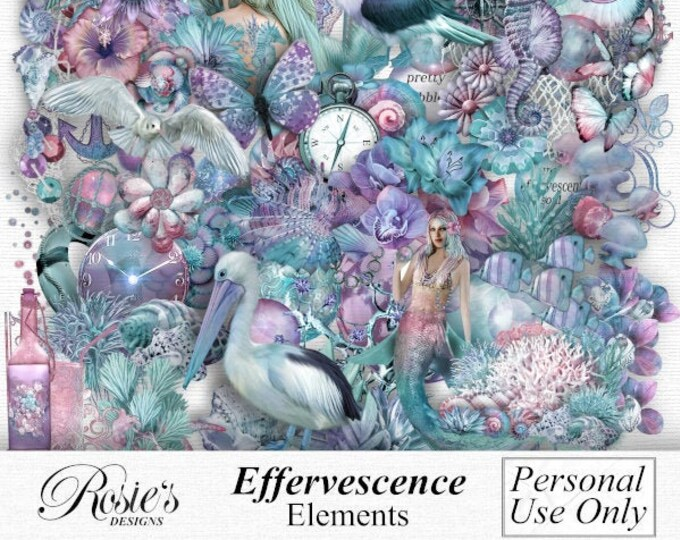 Effervescence Elements Personal Use