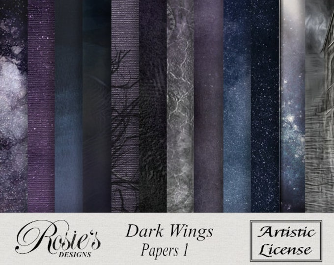 Dark Wings Papers 1 Artistic License