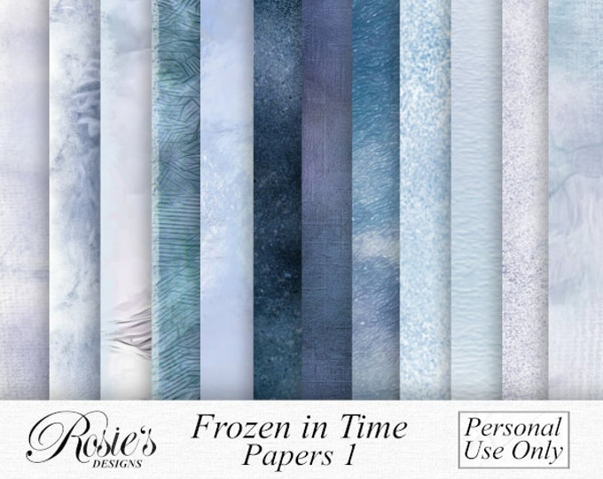 Frozen in Time Papers 1