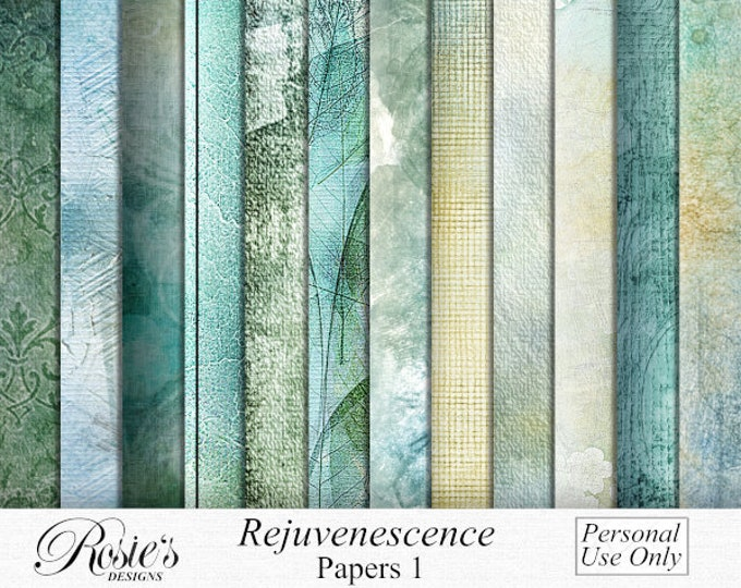 Rejuvinescence Papers 1