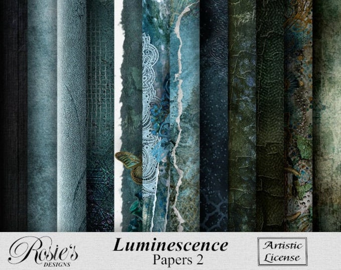 Luminescence Papers 2 Artistic License