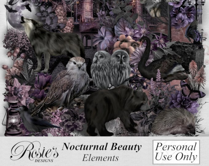 Nocturnal Beauty Elements Personal Use