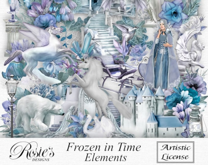 Frozen in Time Elements Artistic License