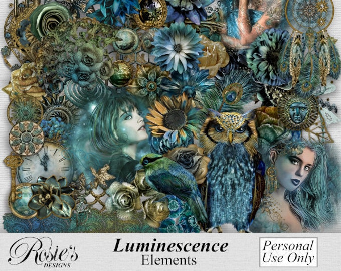 Luminescence Elements