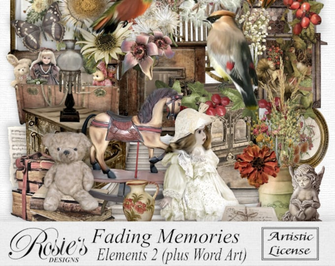 Fading Memories Elements 2 Arftistic License