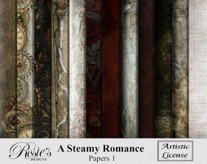 A Steamy Romance Papers 1 Artistic License