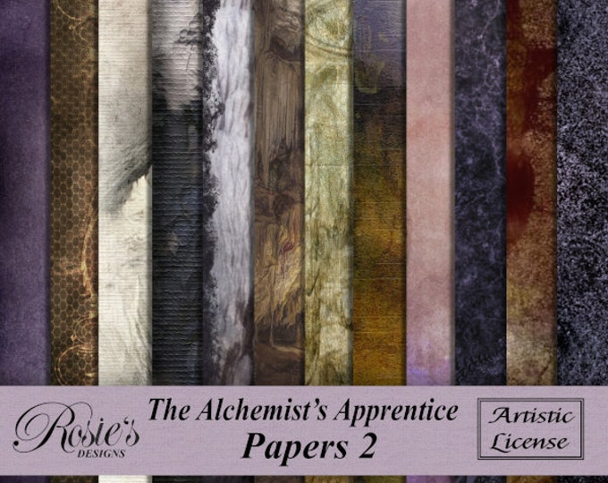 The Alchemist's Apprentice Papers 2 Artistic License