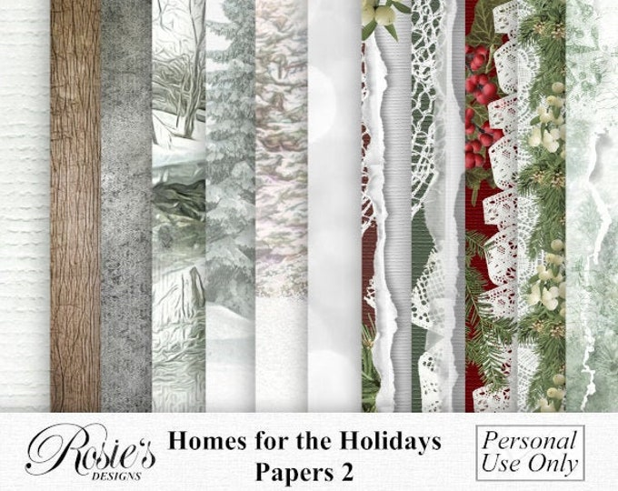 Homes For The Holidays Papers 2