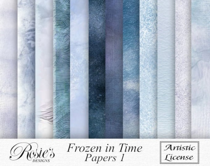 Frozen in Time Papers 1 Artistic License