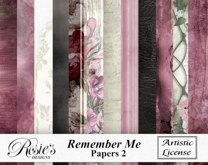 Remember Me Papers 2 Artistic License