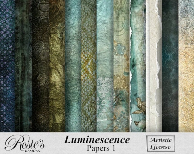 Luminescence Papers 1 Artistic License