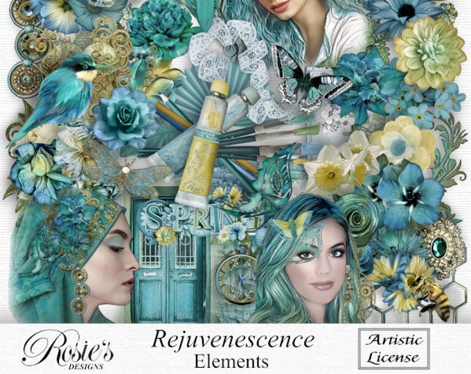 Rejuvenescences Elements Artistic License