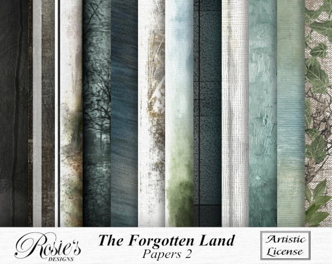 The Forgotten Land Papers 2 Artistic License