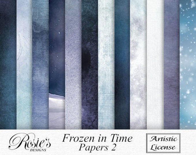 Frozen in Time Papers 2