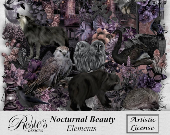 Nocturnal Beauty Elements Artistic License