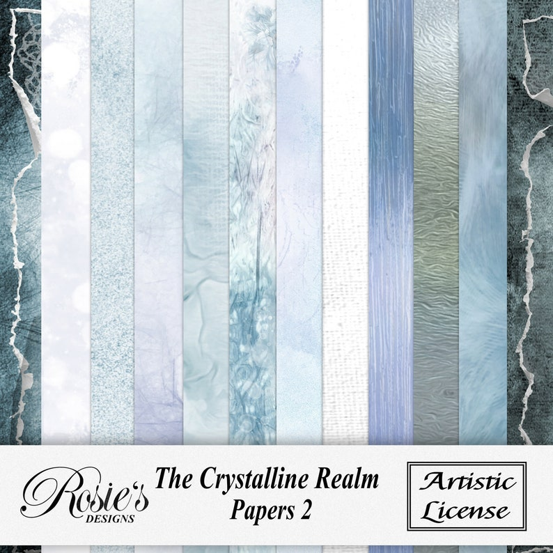 The Crystalline Realm Papers 2 Artistic License