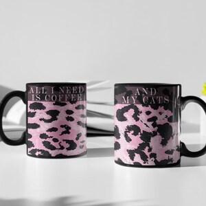 Love Leopards Mug Adorable Leopard Mug Details about  /Cute Leopard Coffee Mug Cute Gift