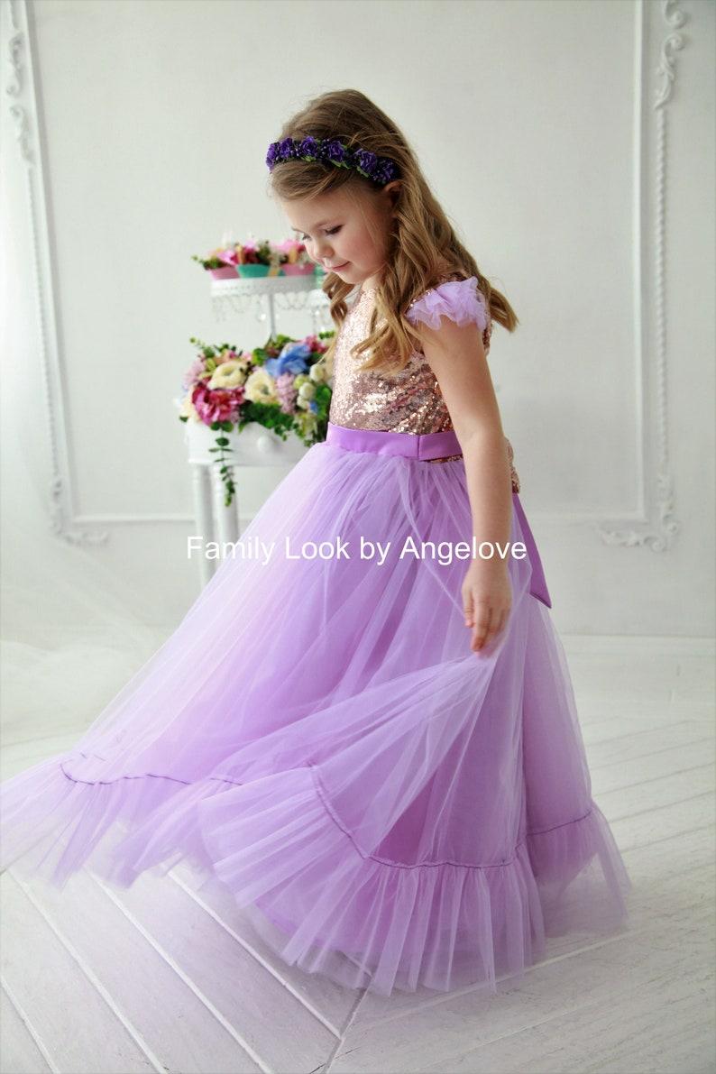 Princess dress dresstodler baby tutu birthdya shirt baby girl flower girl Communion dress