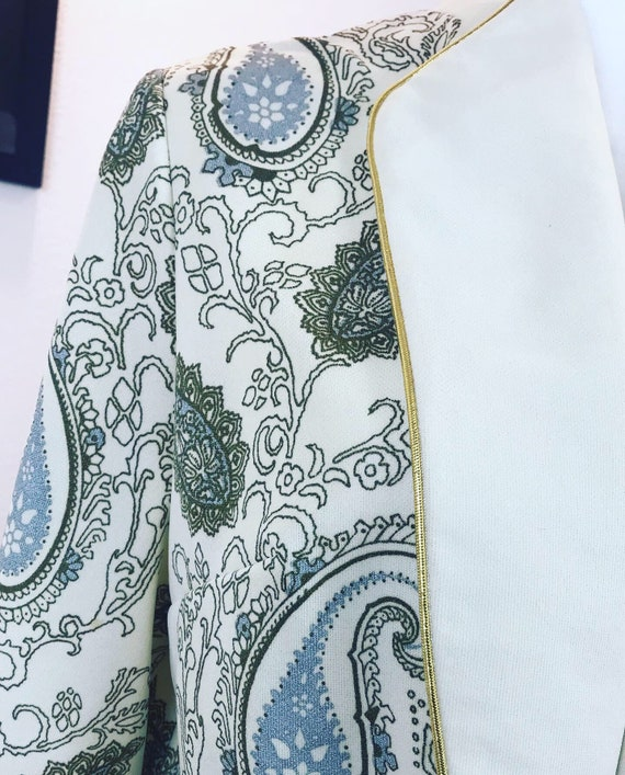 Vintage Miss Shaheen Suit - image 3