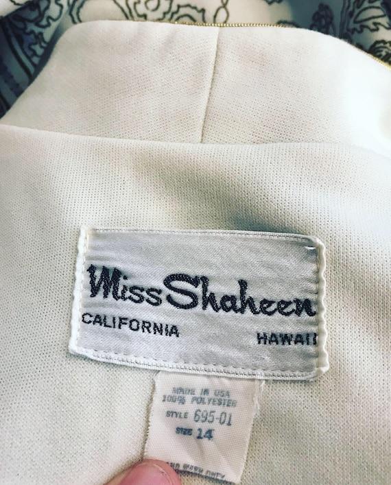 Vintage Miss Shaheen Suit - image 6