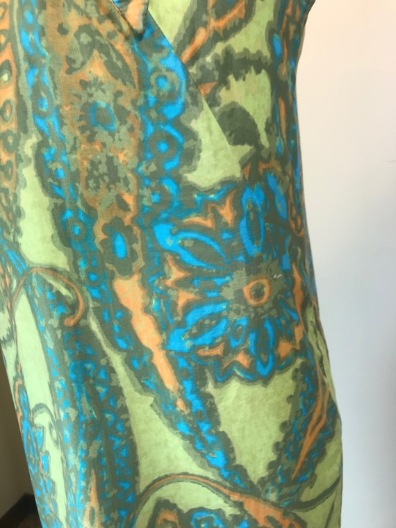 1960s Alfred Shaheen Dress - image 3