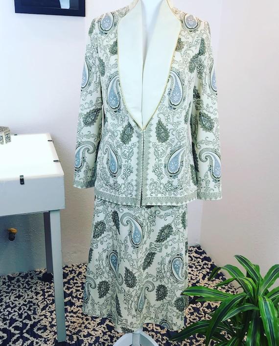 Vintage Miss Shaheen Suit - image 1