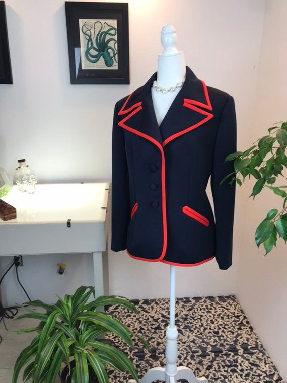 1970s Lilli Ann Volup Jacket