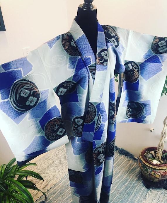 Vintage 1930s Kimono