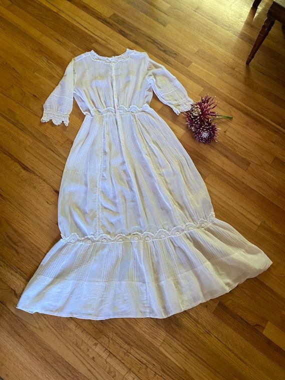 Antique Edwardian Dress / Edwardian Dress / vinta… - image 1