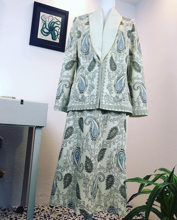 Vintage Miss Shaheen Suit