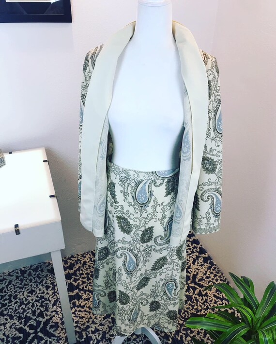 Vintage Miss Shaheen Suit - image 4