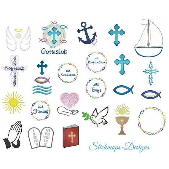 Symbol Für Taufe