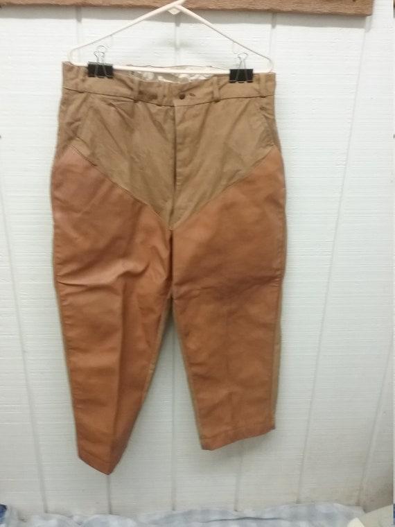 Vintage Duxbak upland briar pants