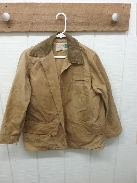 Vintage 1960's  Duxbak Hunting Jacket / Work Jacke